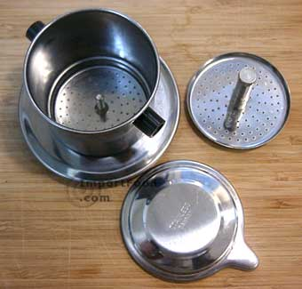 Vietnamese Coffee Filter Importfood