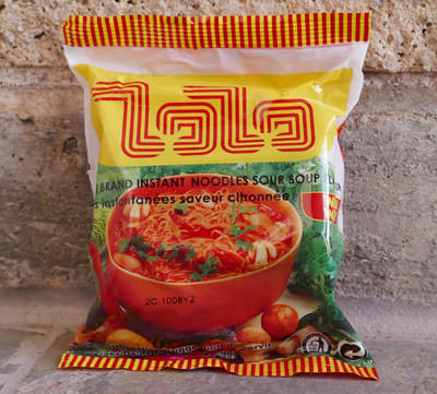 Instant Noodles, Wai Wai, Tom Yum Sour Soup