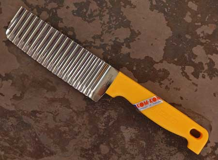 Wave knife, Kiwi & Kom-Kom, 10.5 inch