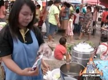 Market Girl: Mama Noodle Salad